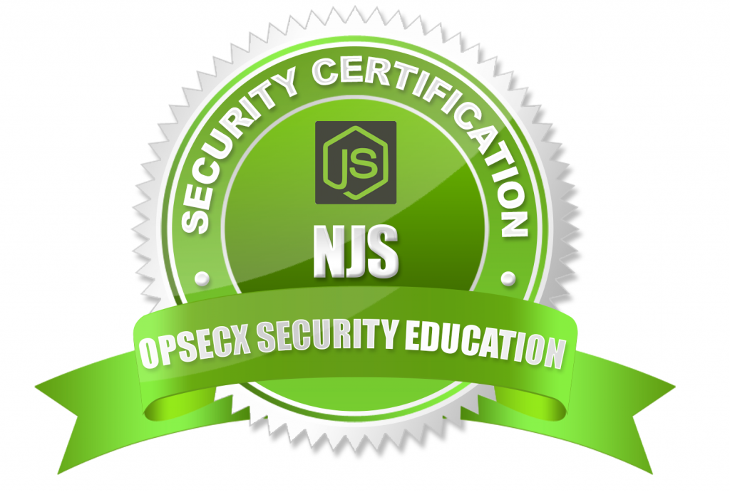 OpSecX Video Course