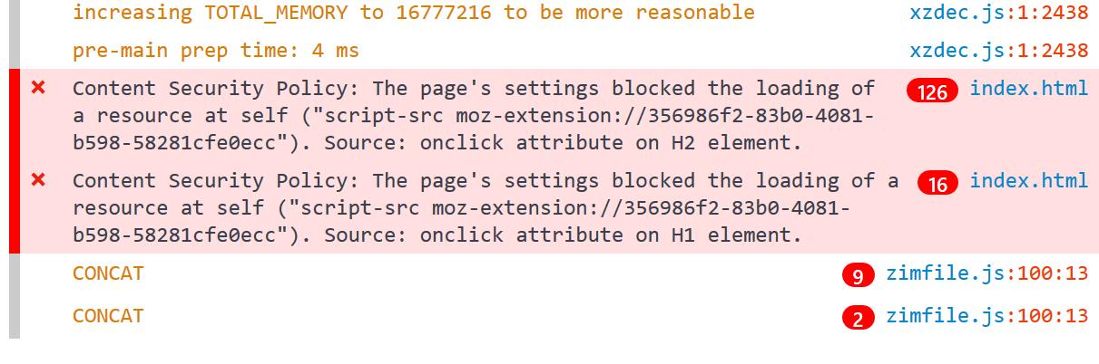 TypeError: can't access dead object