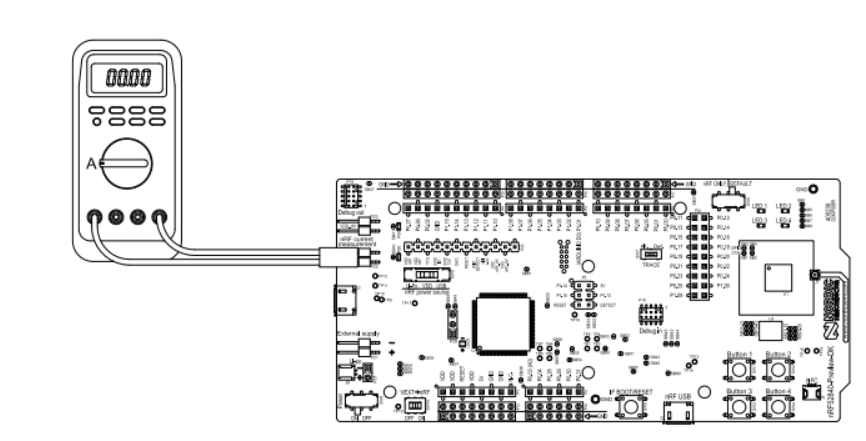 Power management strategy of Zephyr can't work well on nRF52