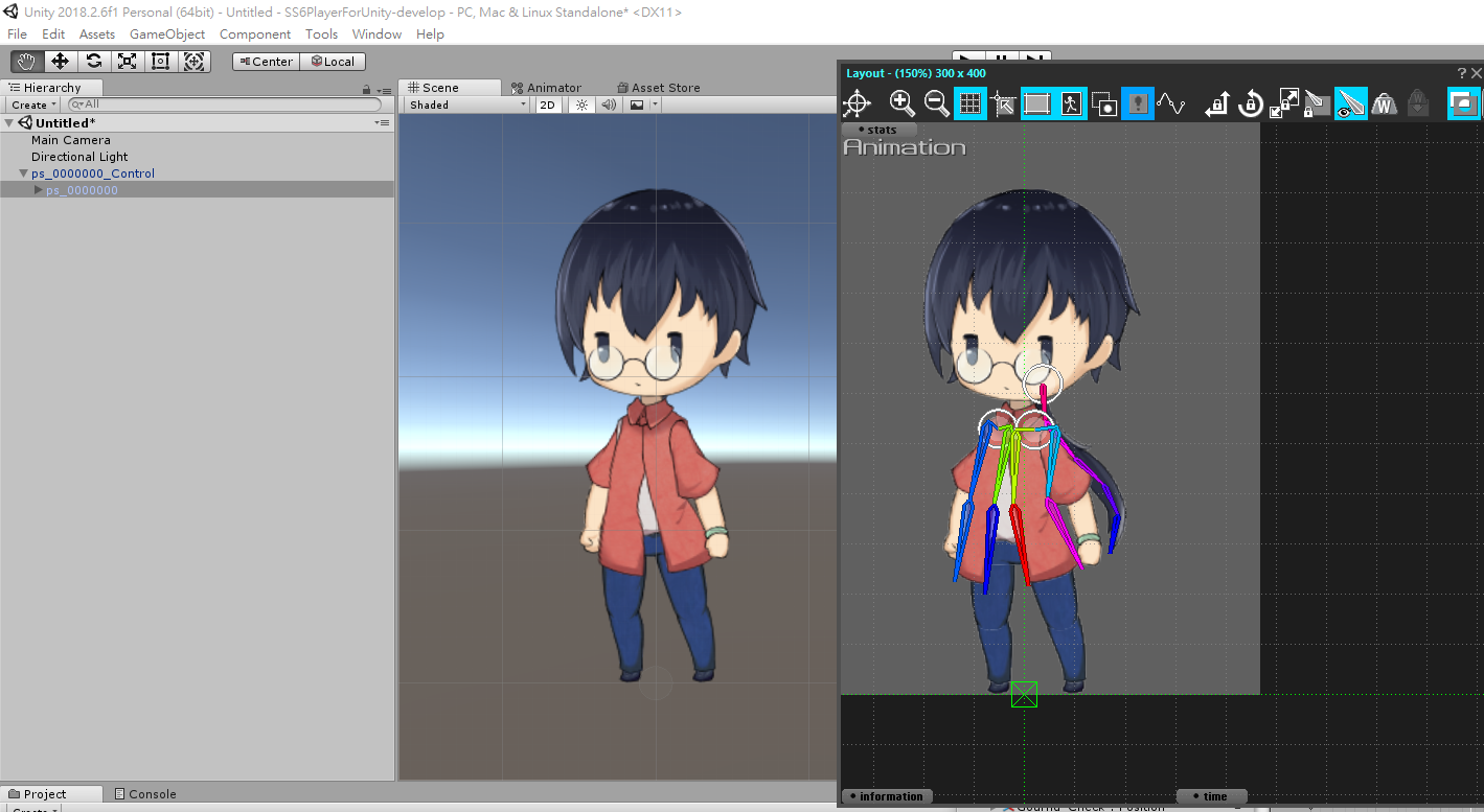 v1 0 40 the part of mesh is different in unity-native mode
