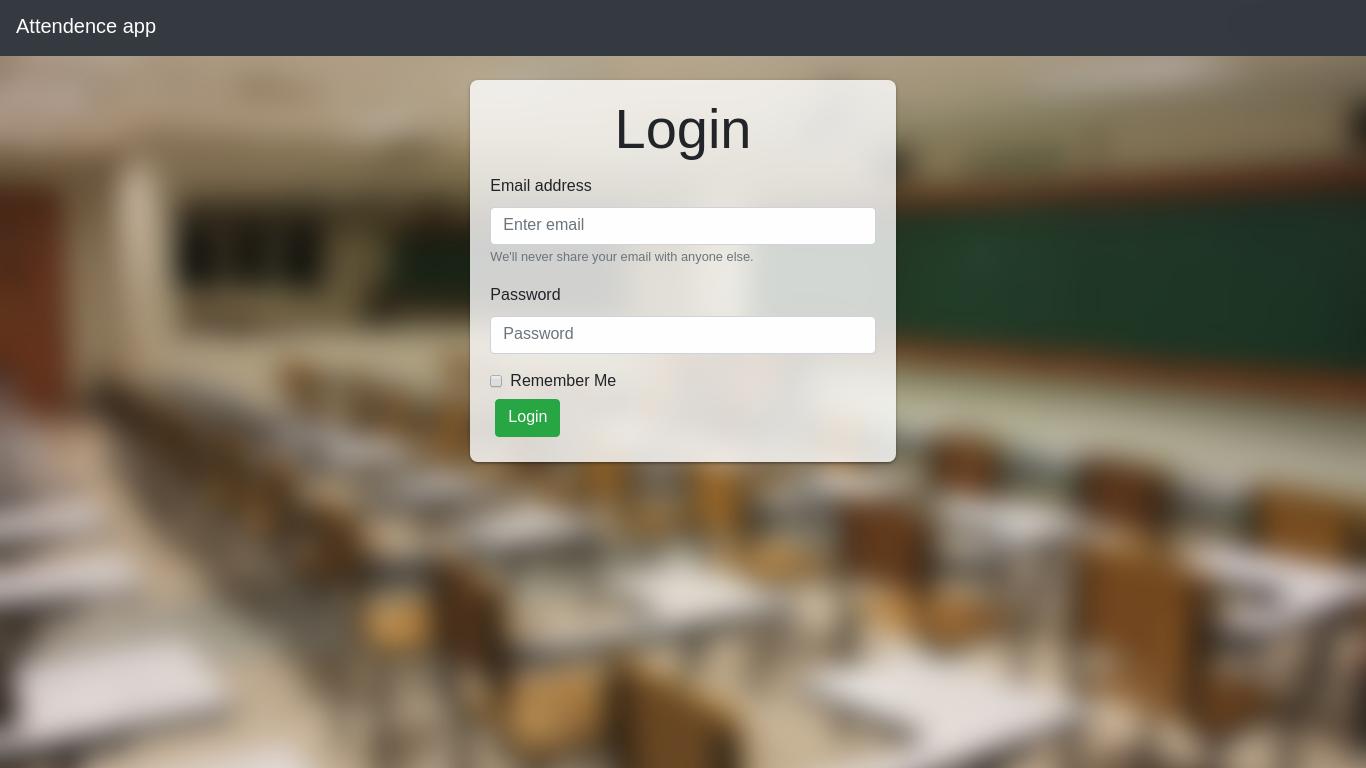 GitHub - iiitkottayam/attendance-firebase: Attendance app
