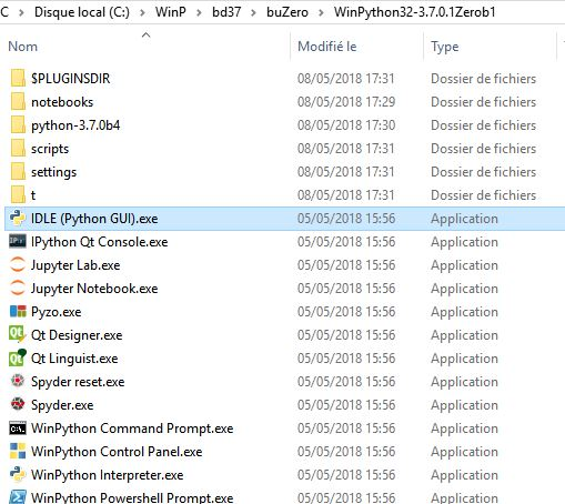 REQ] ZipFile release of WinPython · Issue #633 · winpython