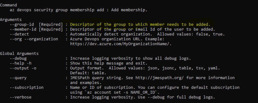 Bug] Adding user to a group breaks · Issue #664 · Azure
