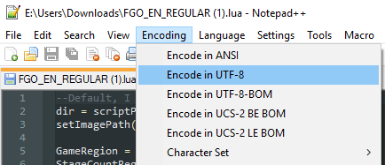 GitHub - 29988122/Fate-Grand-Order_Lua: Fate Grand Order auto battle