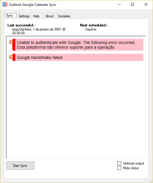 Google handshake failed  · Issue #618 · phw198