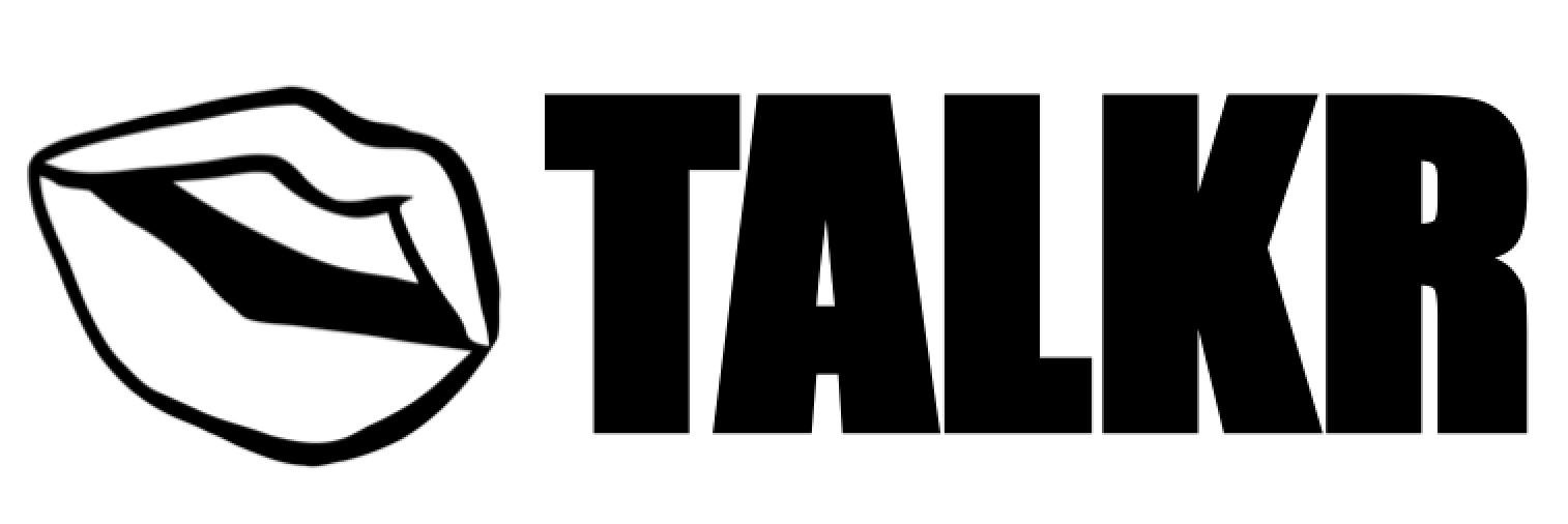 talkr logo