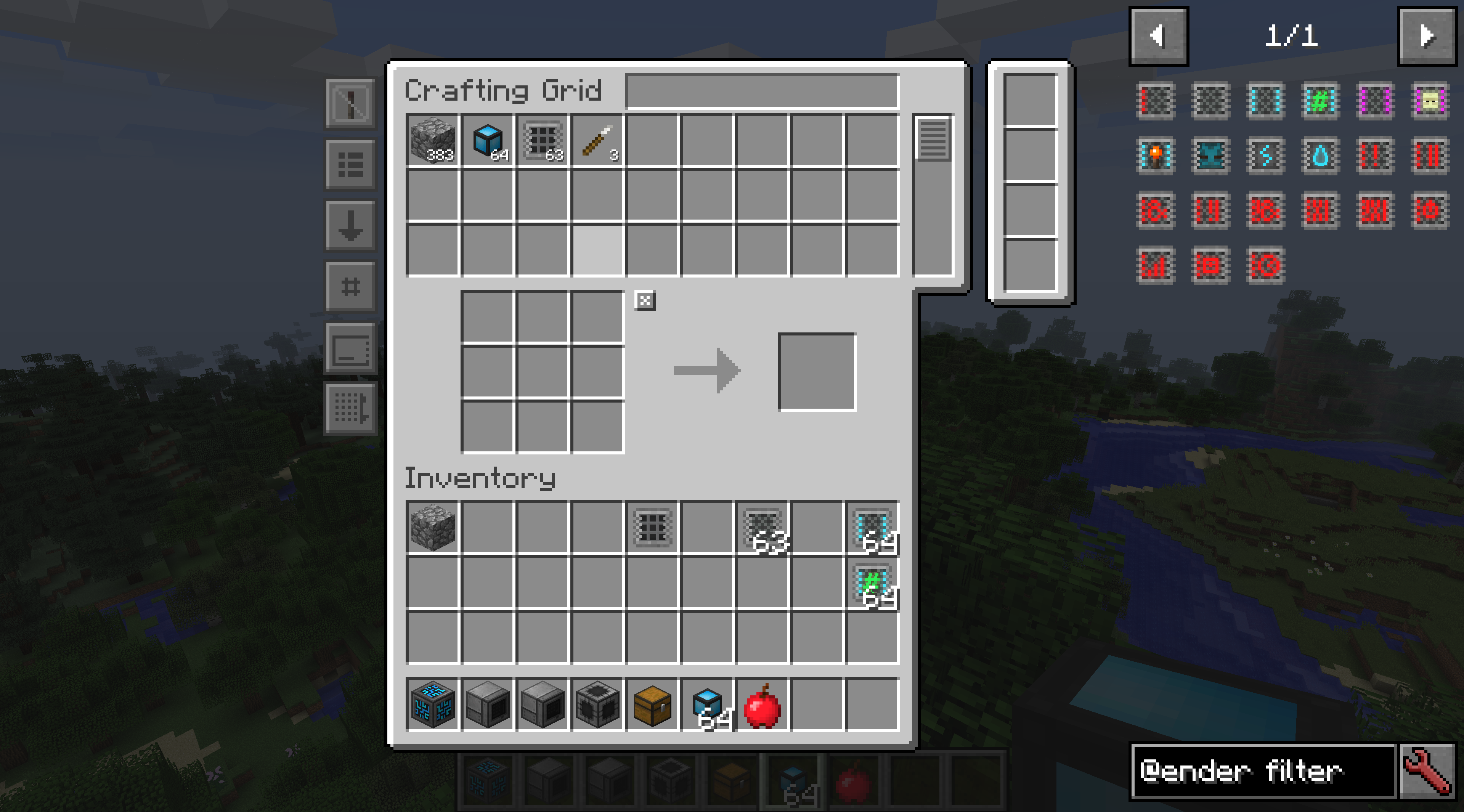 Refined Storage Enderio Cables - Exporting is not working  · Issue