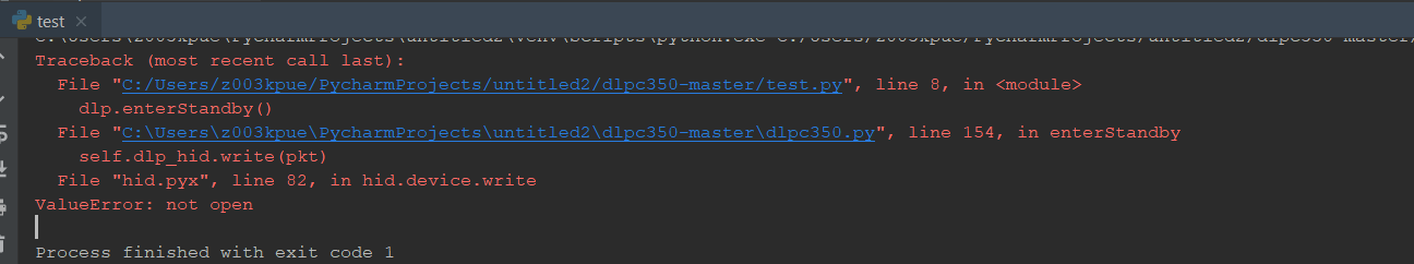 windows connection issue  · Issue #1 · SivyerLab