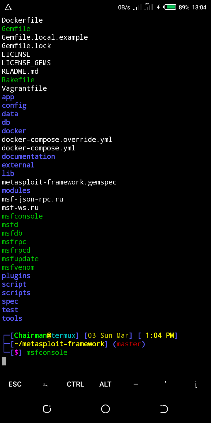 Package request: metasploit-framework · Issue #715 · termux