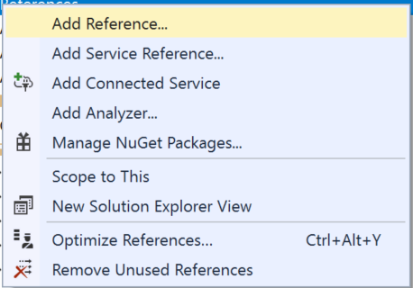 packages config (PC) to PackageReference (PR) Migration -