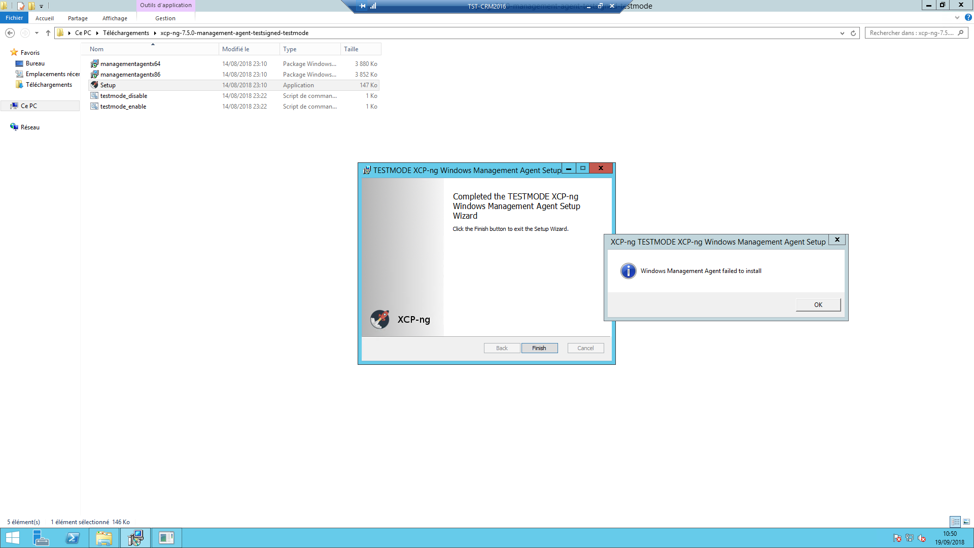 Developers - Windows PV tools -