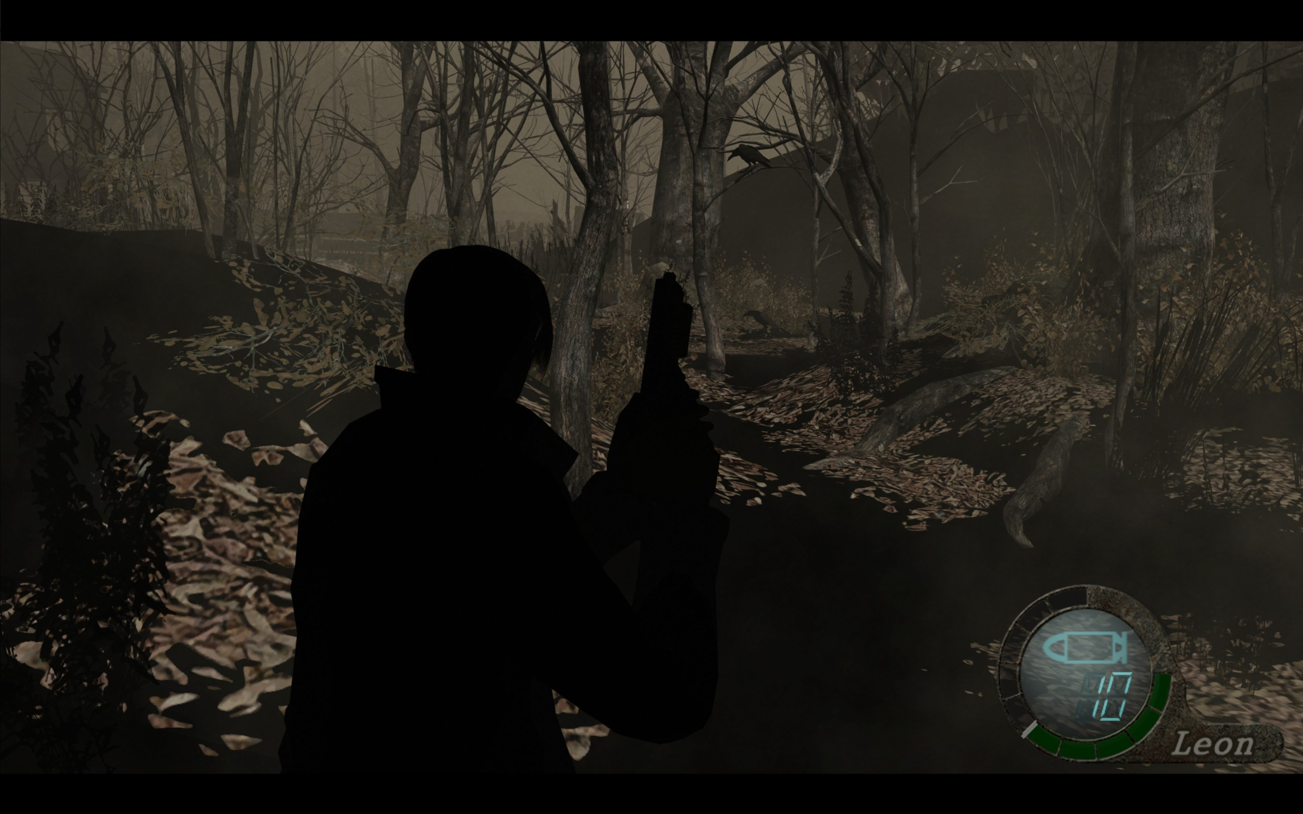 Resident Evil 4(UHD Edition) is mostly playable (254700