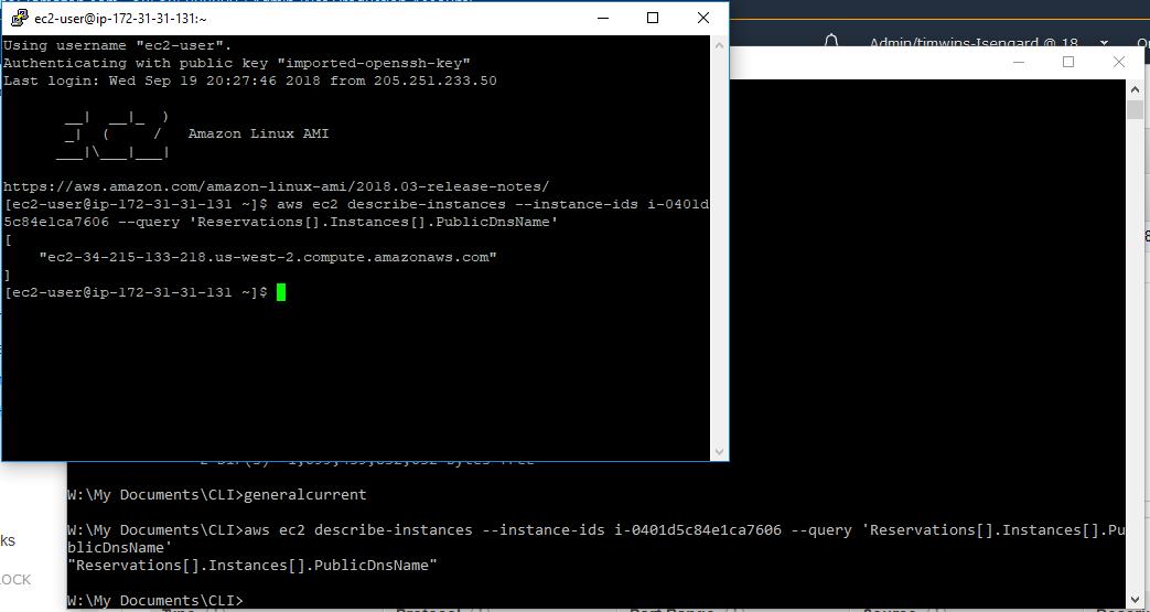 Is Windows CLI broken? · Issue #3591 · aws/aws-cli · GitHub