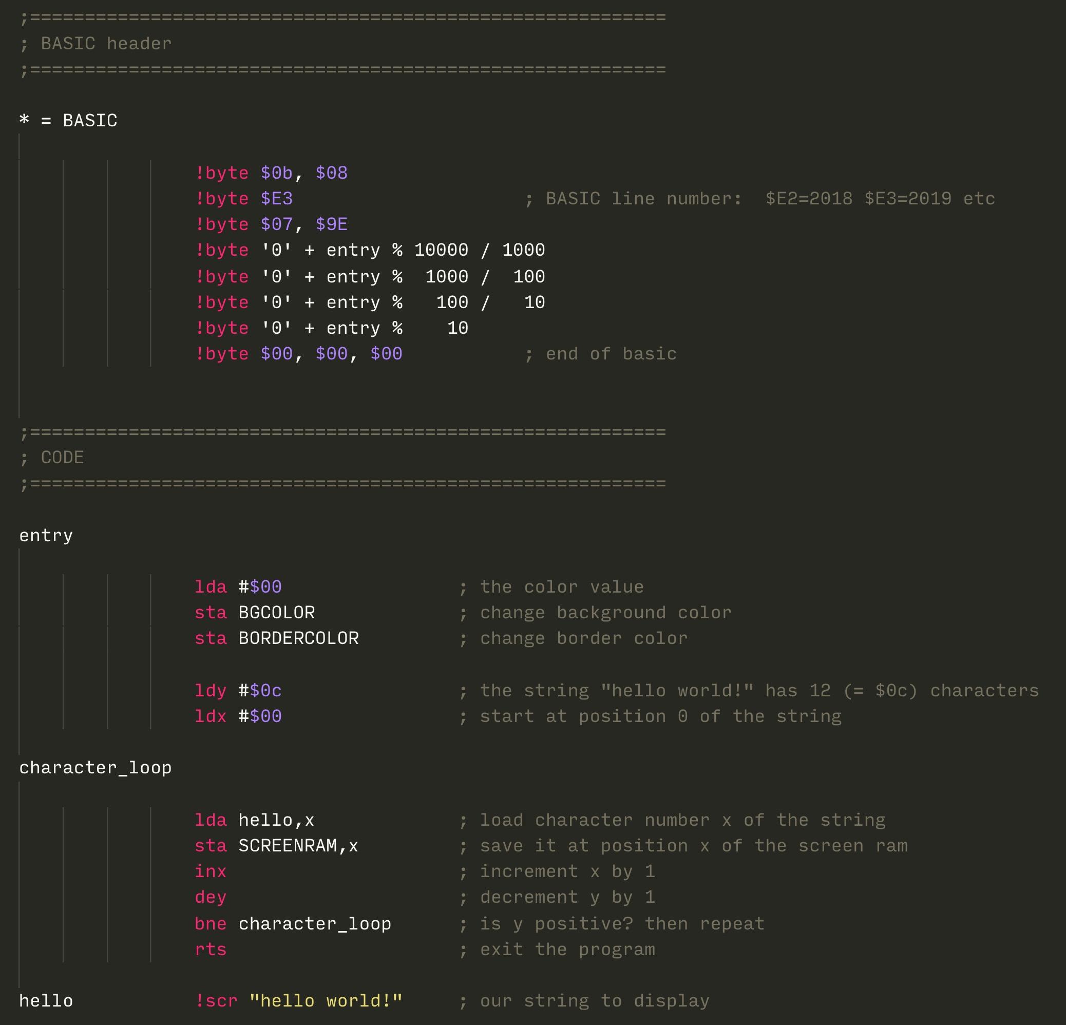 GitHub - Esshahn/acme-assembly-vscode-template: A template