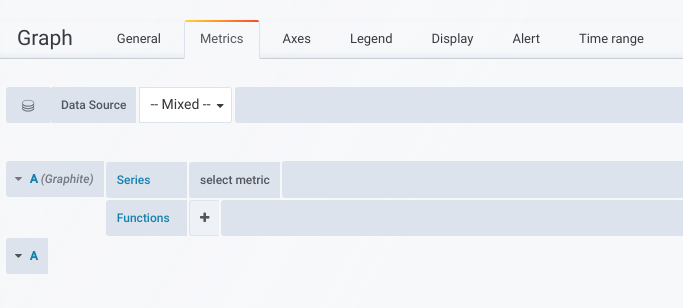 Cannot add queries for Mixed data source · Issue #10316