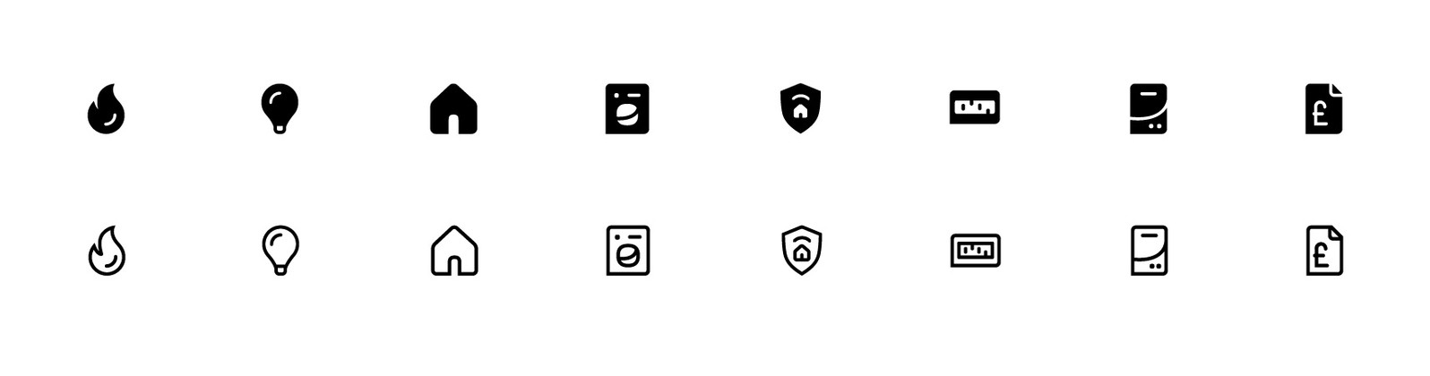 Nucleus icons