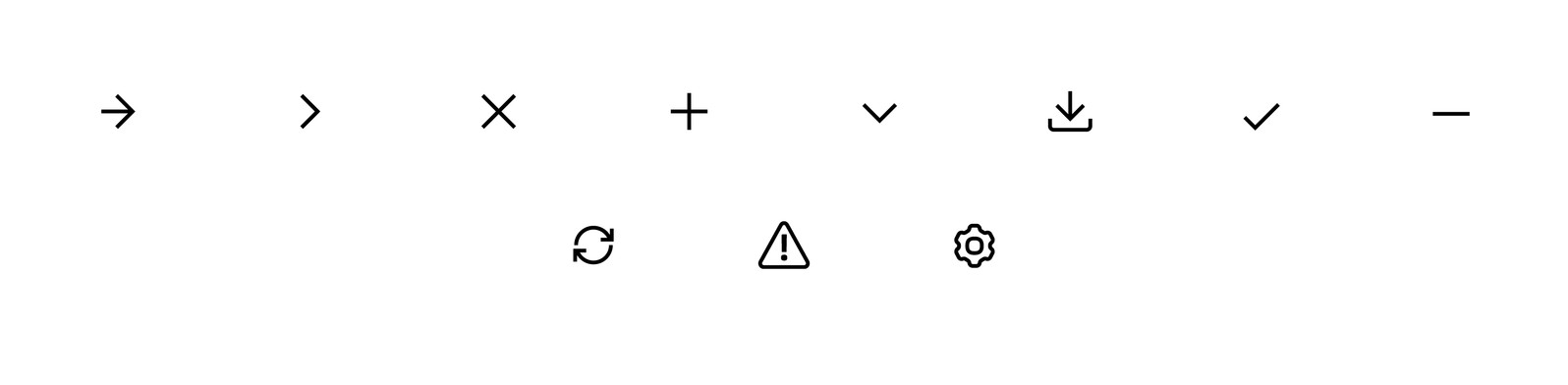 Nucleus functional icons