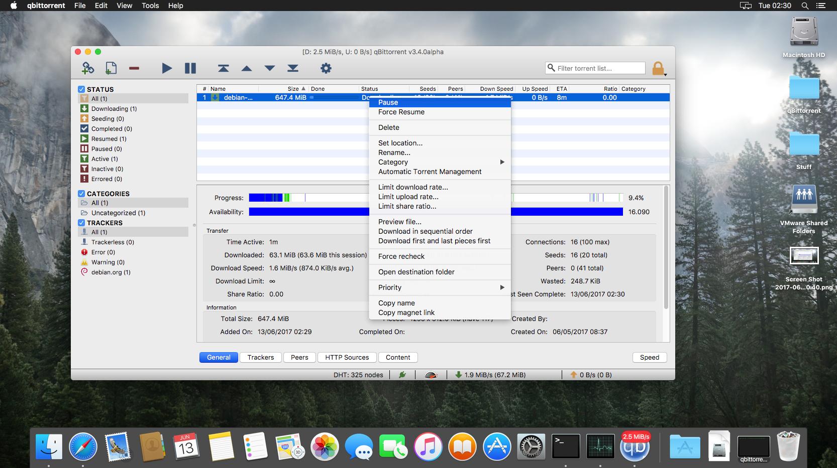 qBittorrent icons on macOS · Issue #6957 · qbittorrent