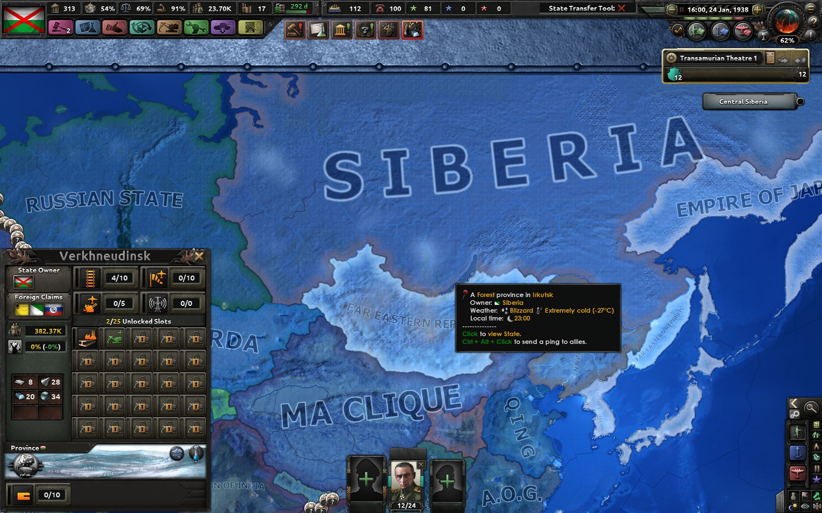 TRM - JAP gives most land in White Peace to Siberia · Issue #4491