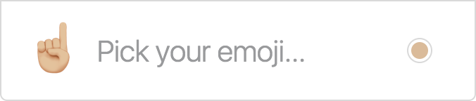 pick-your-emoji