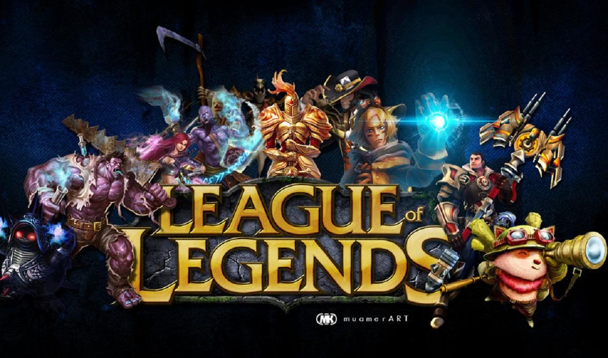 League of Leagues - DataLovers