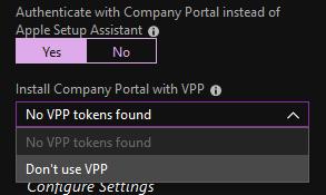 DEP and Company Portal · Issue #1227 · MicrosoftDocs