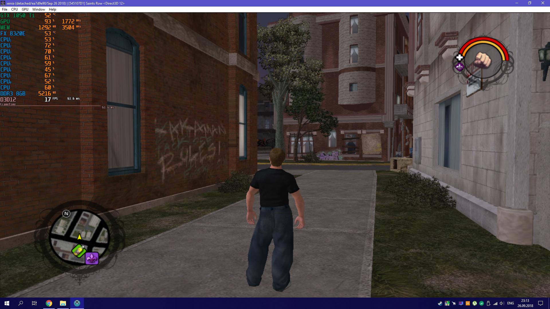 Developers - 545107D1 - Saints Row -