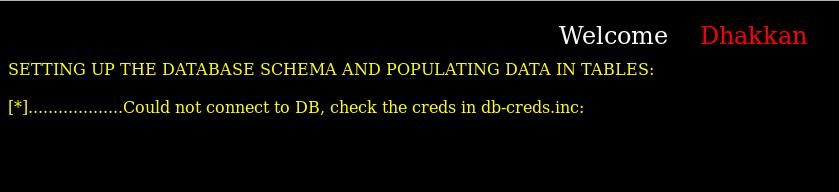 database-setup