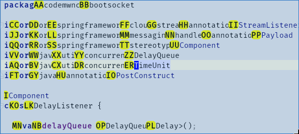 AceJump是单个字符搜索,选择和跳转的一个IntelliJ平台插件 - Android