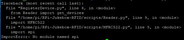 RFID Reader funktioniert nicht · Issue #231 · MiczFlor/RPi-Jukebox