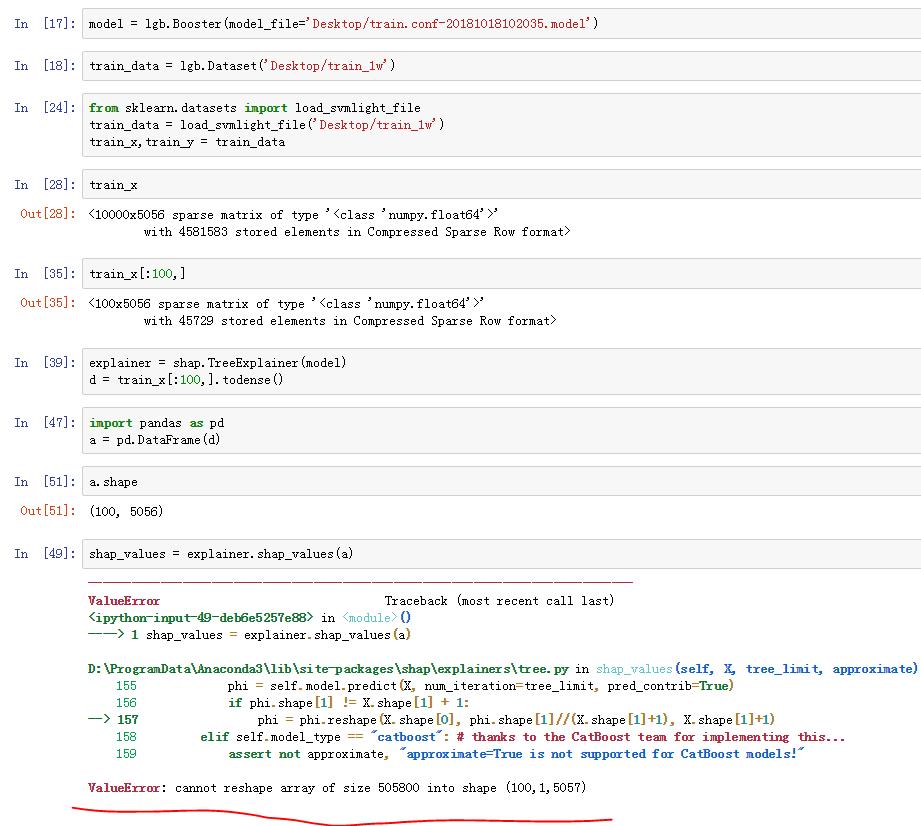 lightgbm error · Issue #289 · slundberg/shap · GitHub