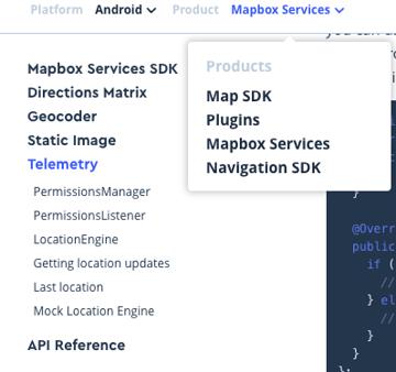 Mapbox Geocoding Android