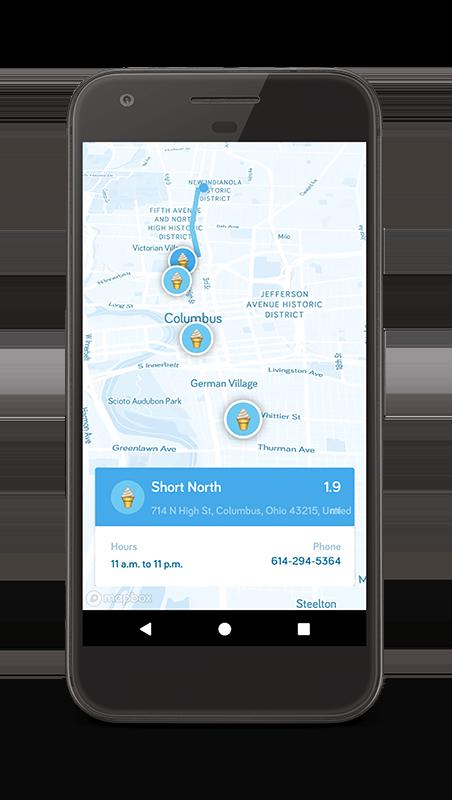 android-store-locator-custom-data