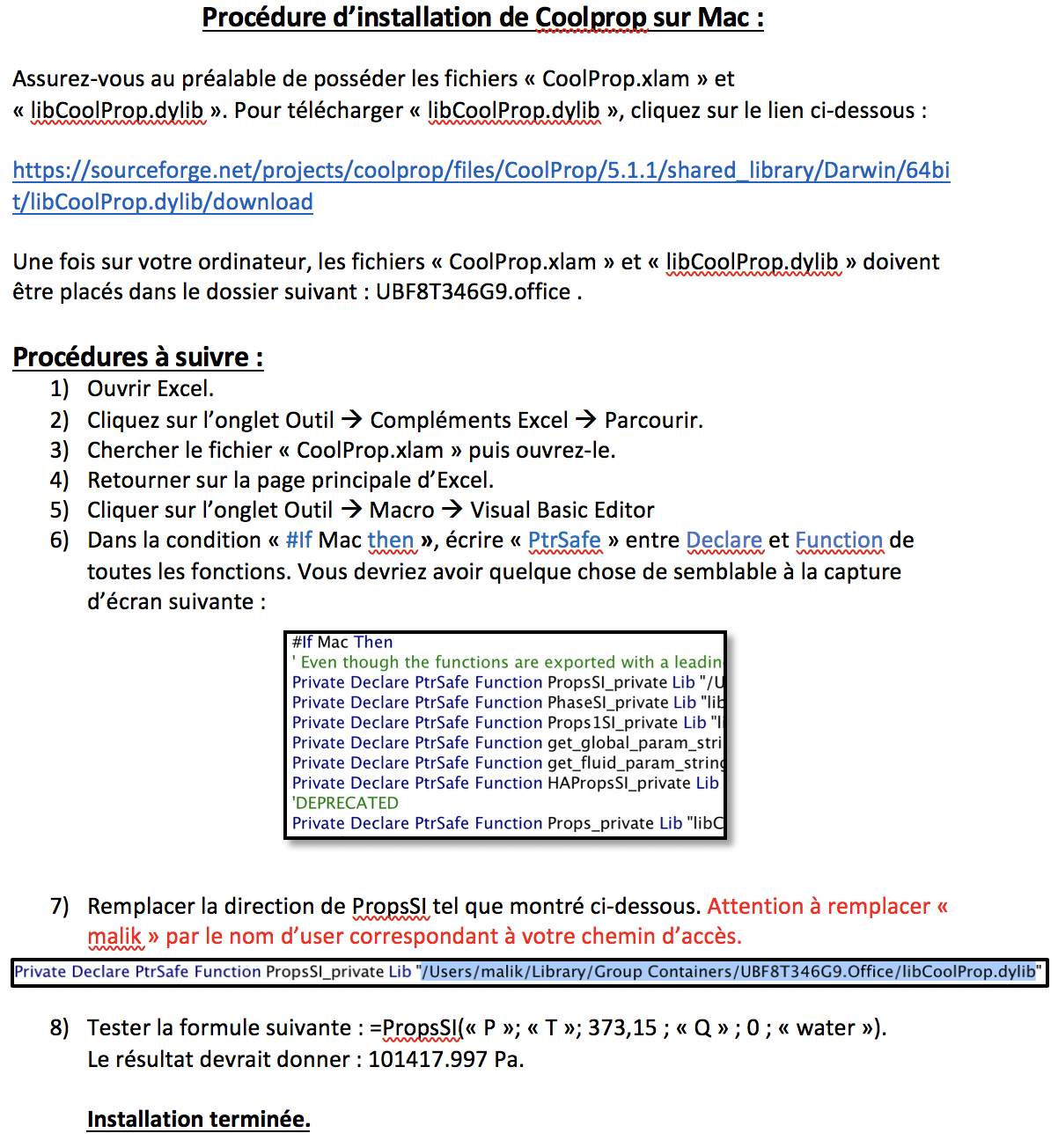 Error value Excel on Mac · Issue #1744 · CoolProp/CoolProp · GitHub