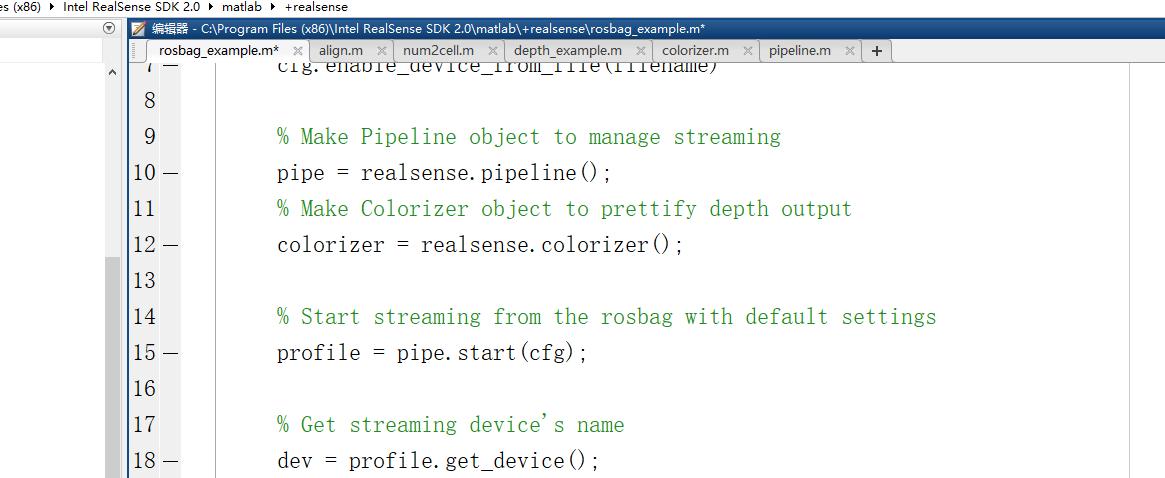 Intel Realsense Opencv Python