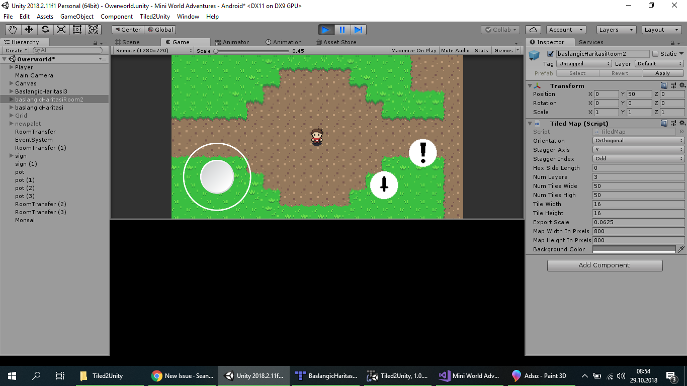 Unity Android and Tiled2Unity Blurred Textures Issue · Issue #183