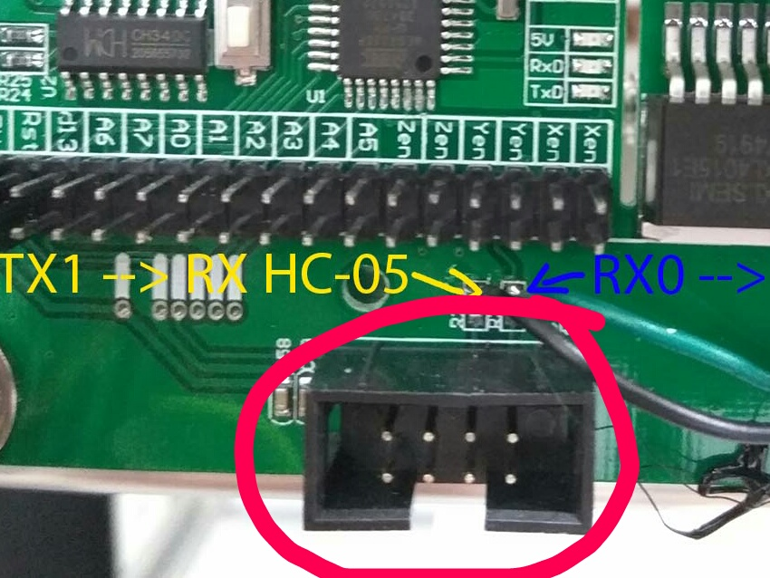 Stock Controller Card Connecting Limit Switches · Issue #123