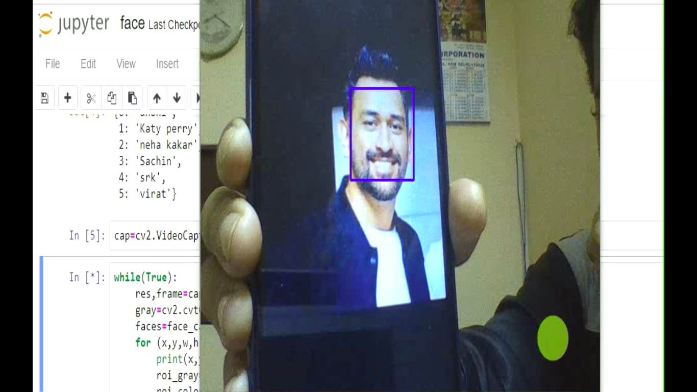 GitHub - vipin1326/Face-recognition-