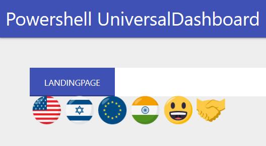 UniversalDashboard.UDEmoji icon