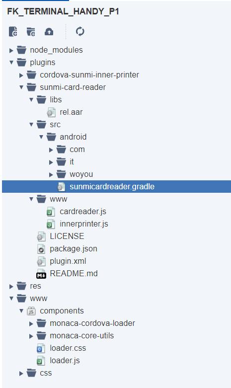 I get an error when built    · Issue #4 · PirataFrancis/sunmi-card
