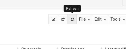 Webmin file explorer rar files no extract option · Issue
