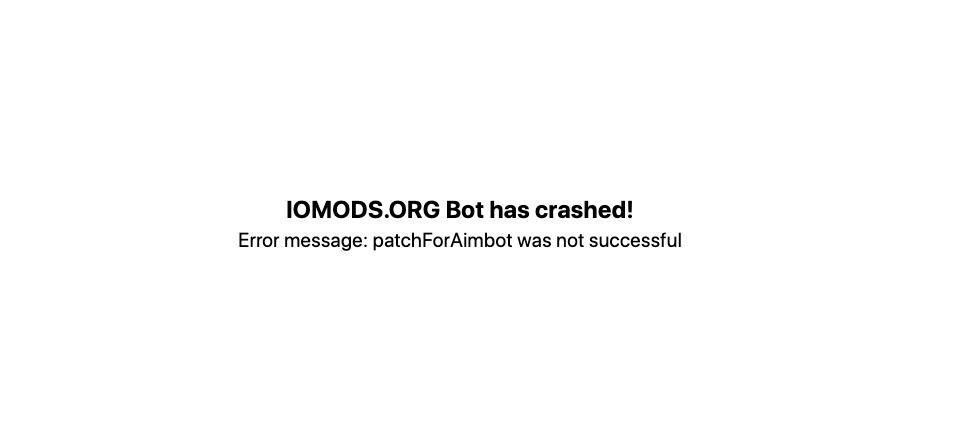Crashing · Issue #26 · MrCoderN/krunker io-hack-cheat-mod