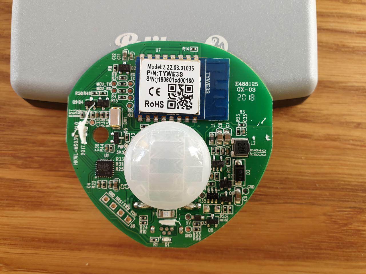 Tuya PIR Sensor XMD-101 app / NX-4469-675 · Issue #5398