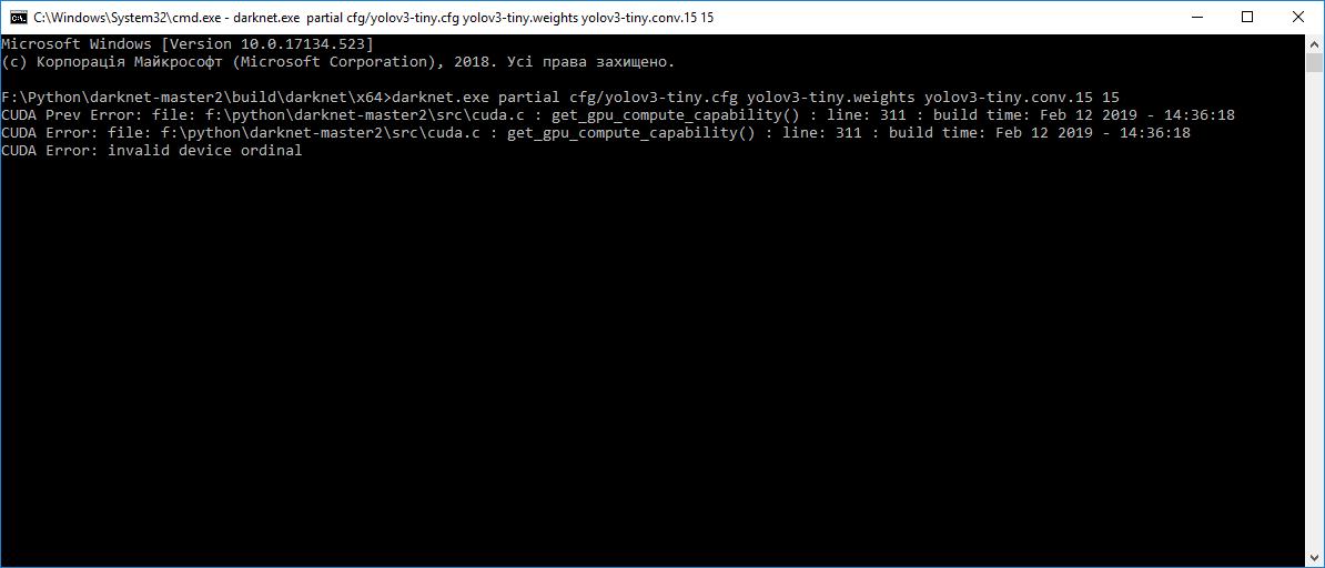 Developers - Training YOLOv3 with own dataset -