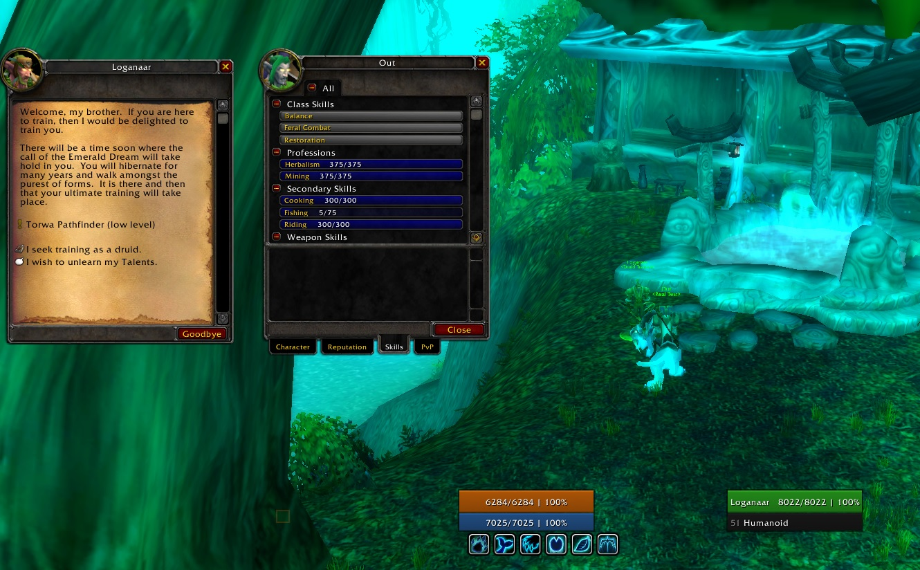 Druid Swift Flight Form - QUEST Morthis Whisperwing (10955