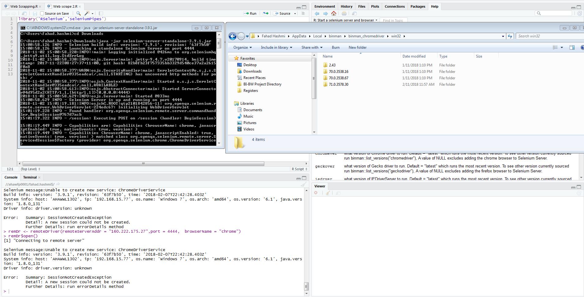 driver version unknown, error in parse_con · Issue #190