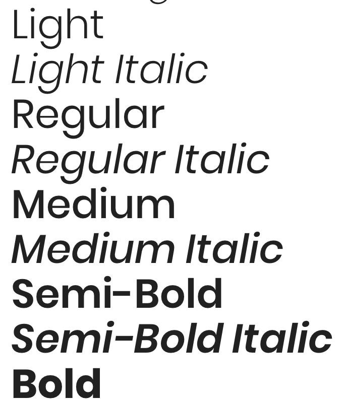 Stroke width irregularity for Poppins · Issue #1774 · google/fonts