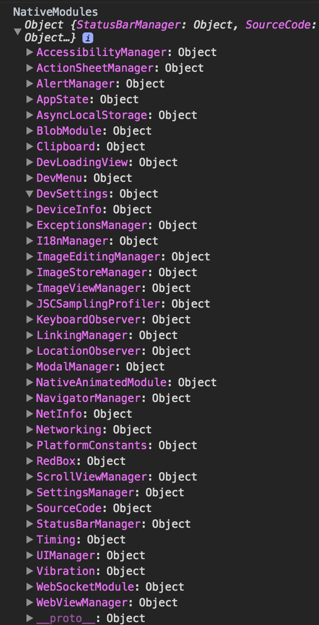 Undefined is not an object (evaluating 'CameraManager Aspect