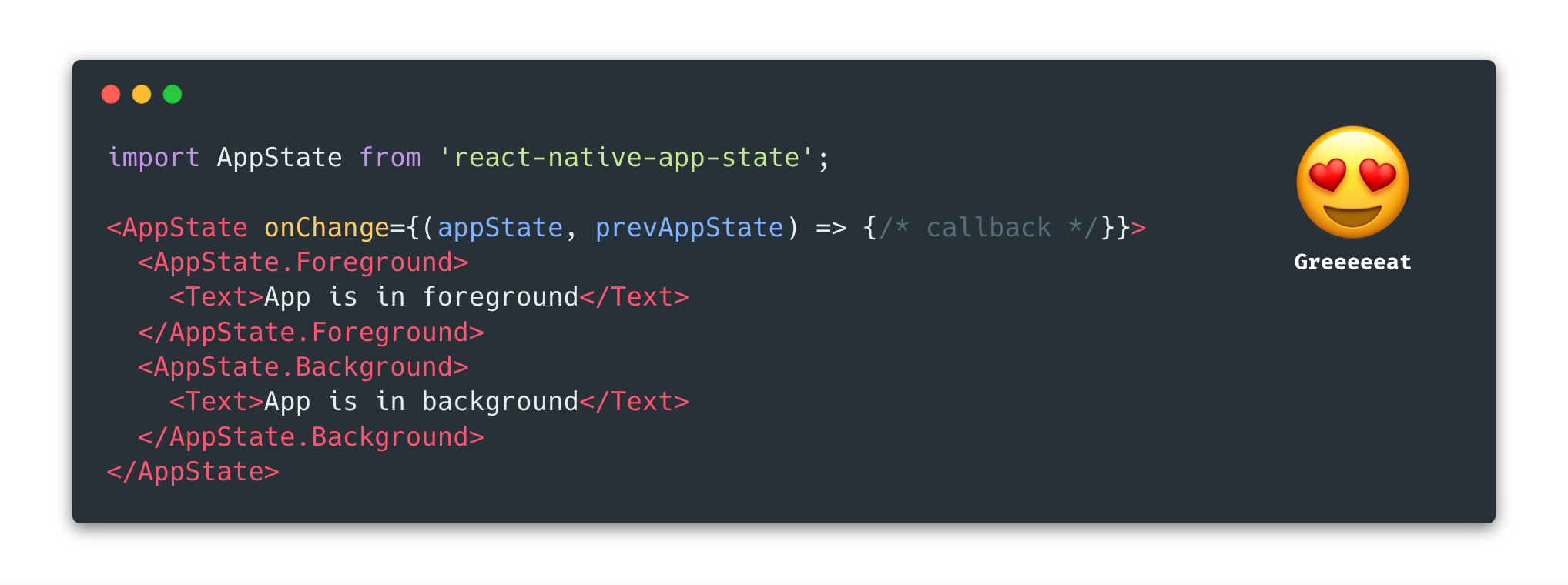 react-native-app-state