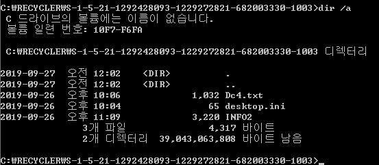 View Data file